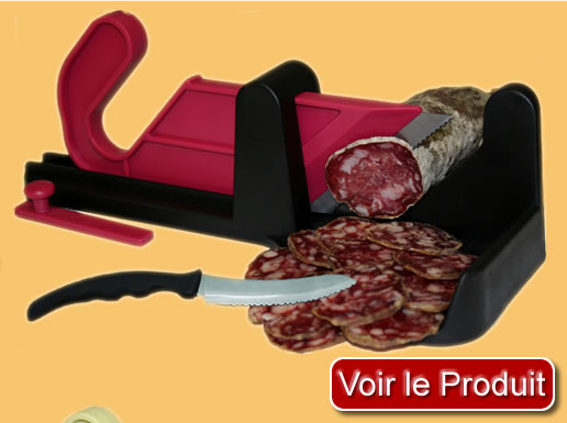 guillotine saucisson artisanal de fabrication fran aise bois massif et lame tranchant rasoir. Black Bedroom Furniture Sets. Home Design Ideas